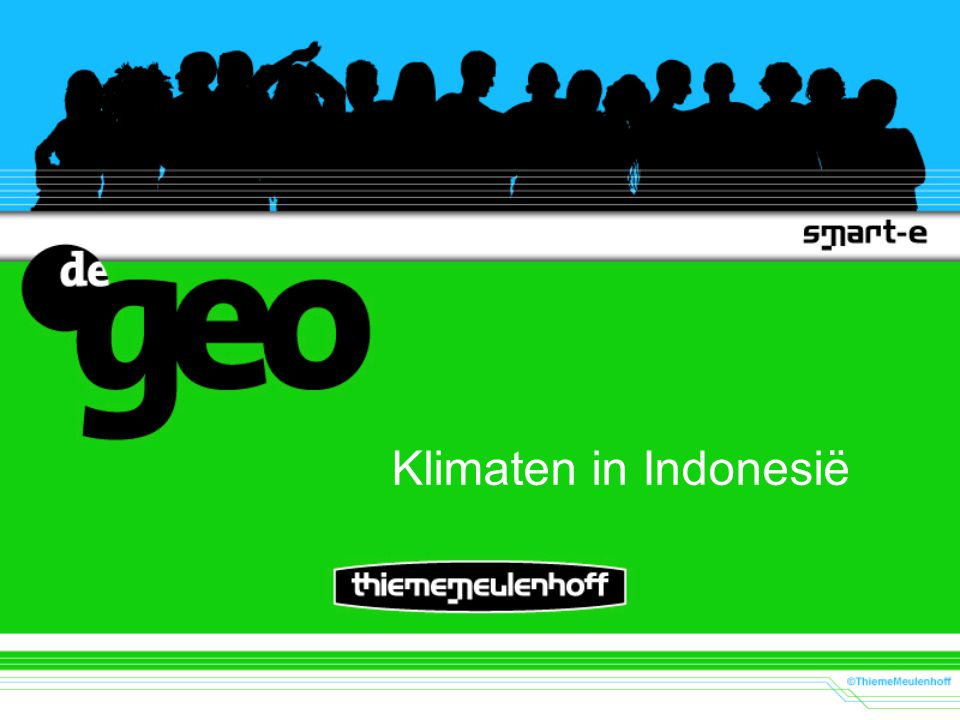 Klimaten in Indonesië