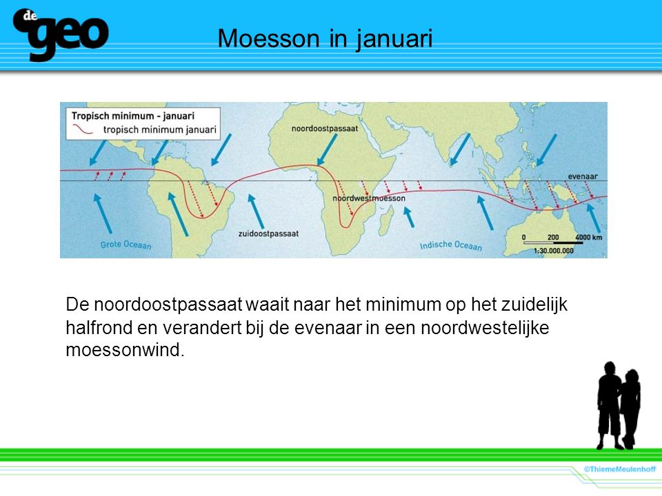 Moesson in januari
