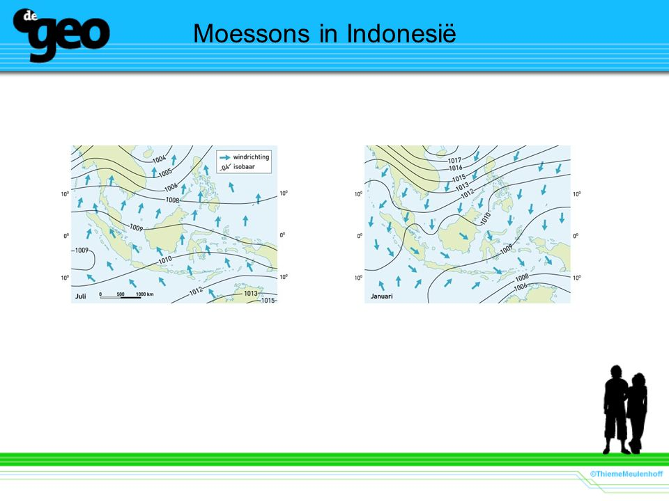Moessons in Indonesië