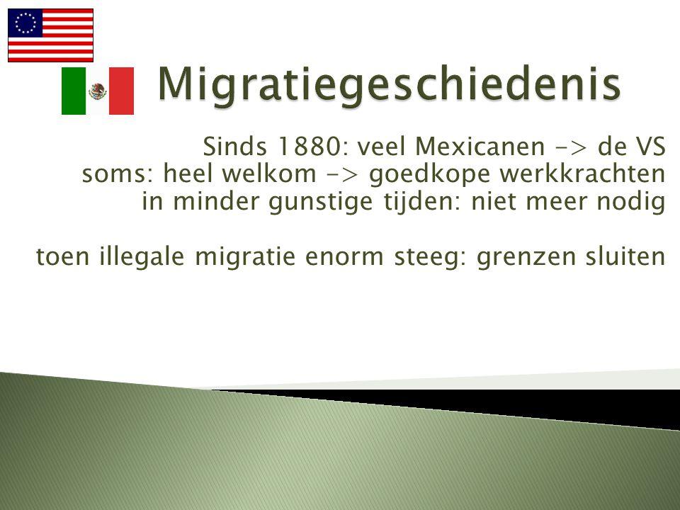 Migratiegeschiedenis
