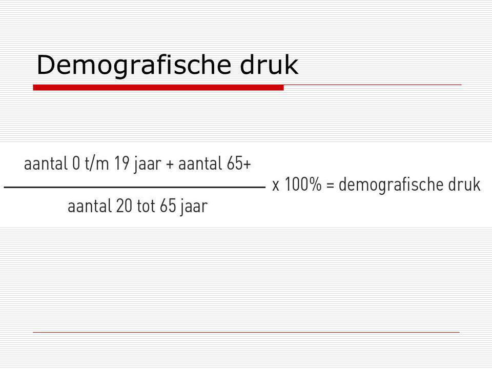Demografische druk