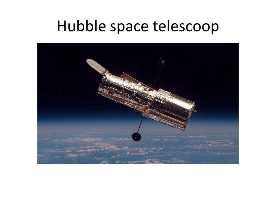 Hubble space telescoop