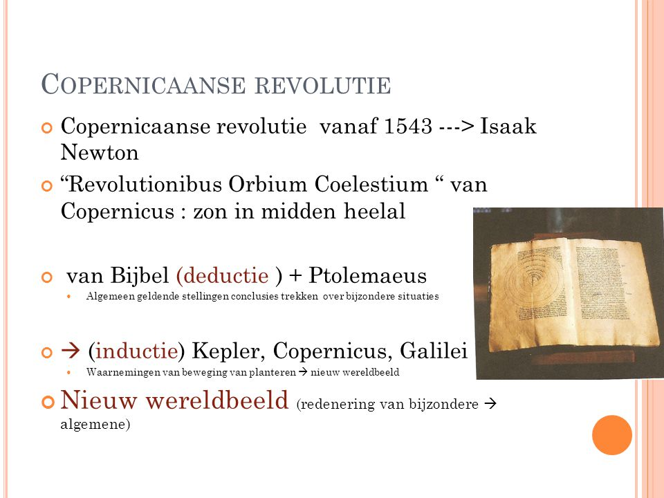 Copernicaanse revolutie