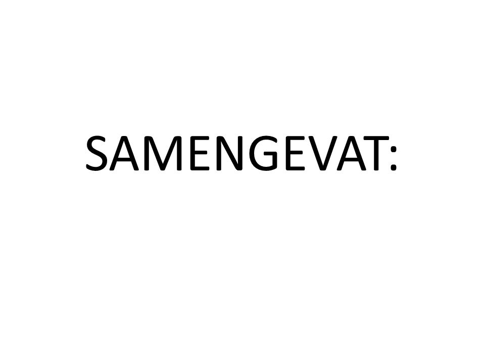 SAMENGEVAT: