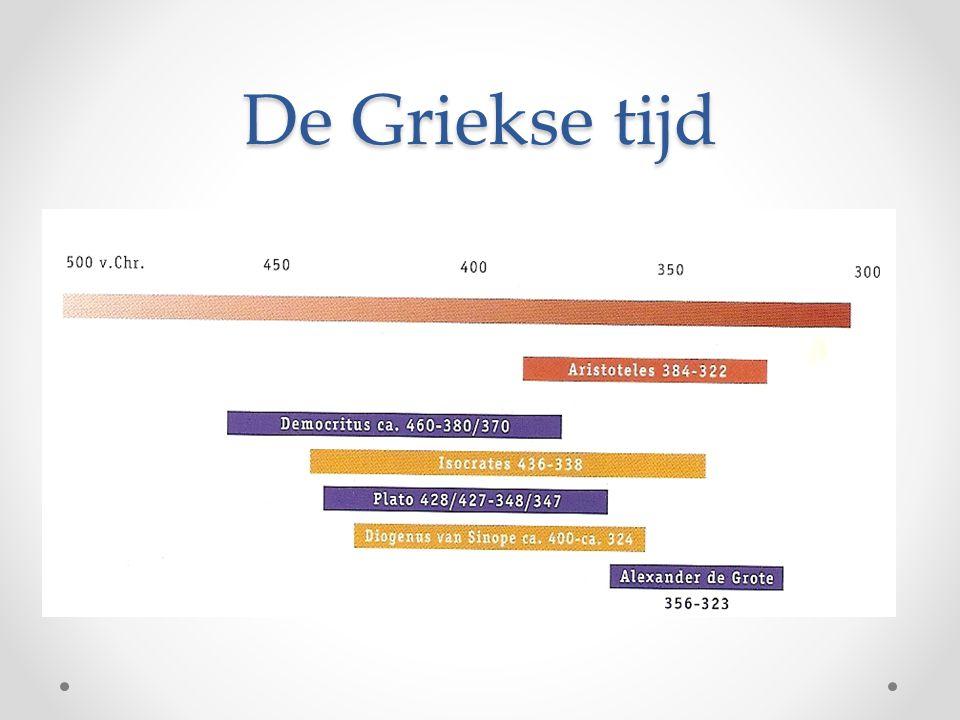 De Griekse tijd