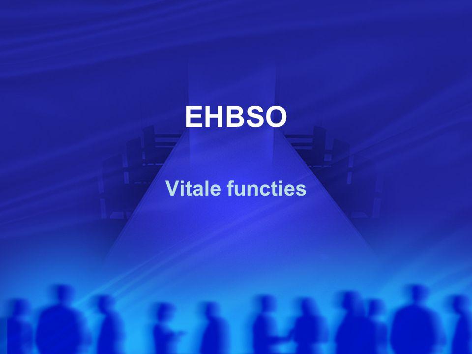 EHBSO Vitale functies