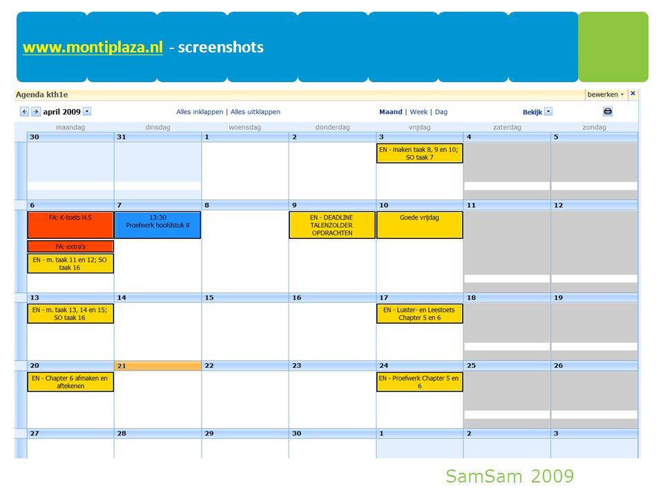 www.montiplaza.nl - screenshots