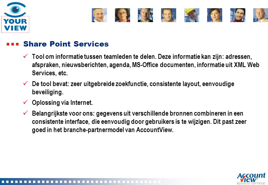 Share Point Services