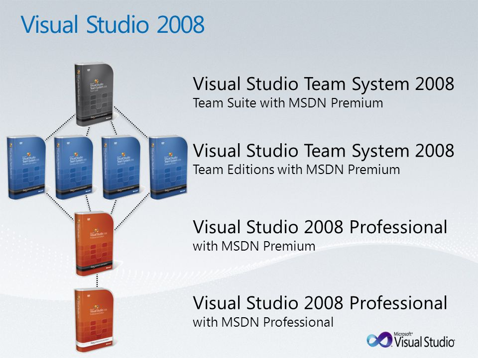 Visual Studio 2008 Visual Studio Team System 2008