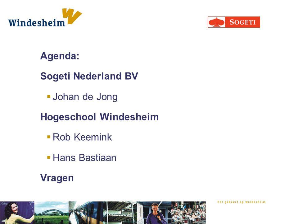 Hogeschool Windesheim Rob Keemink Hans Bastiaan Vragen