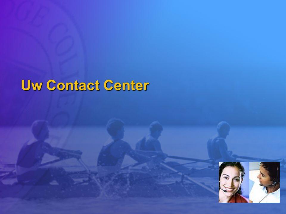 Uw Contact Center
