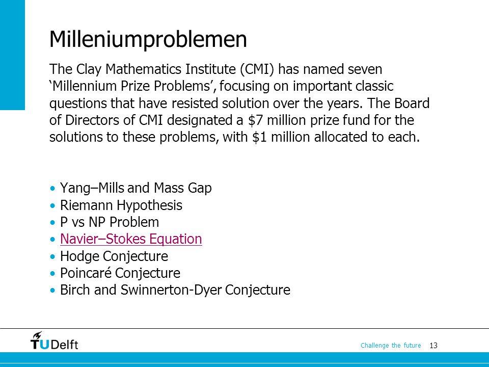 Milleniumproblemen
