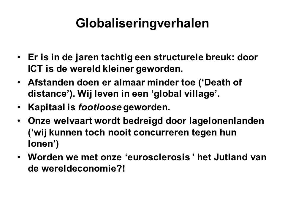 Globaliseringverhalen