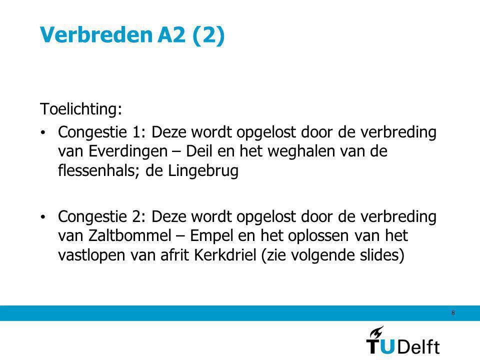 Verbreden A2 (2) Toelichting: