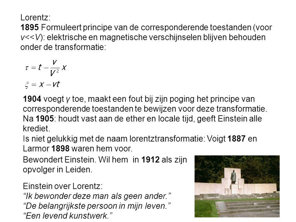 Lorentz:
