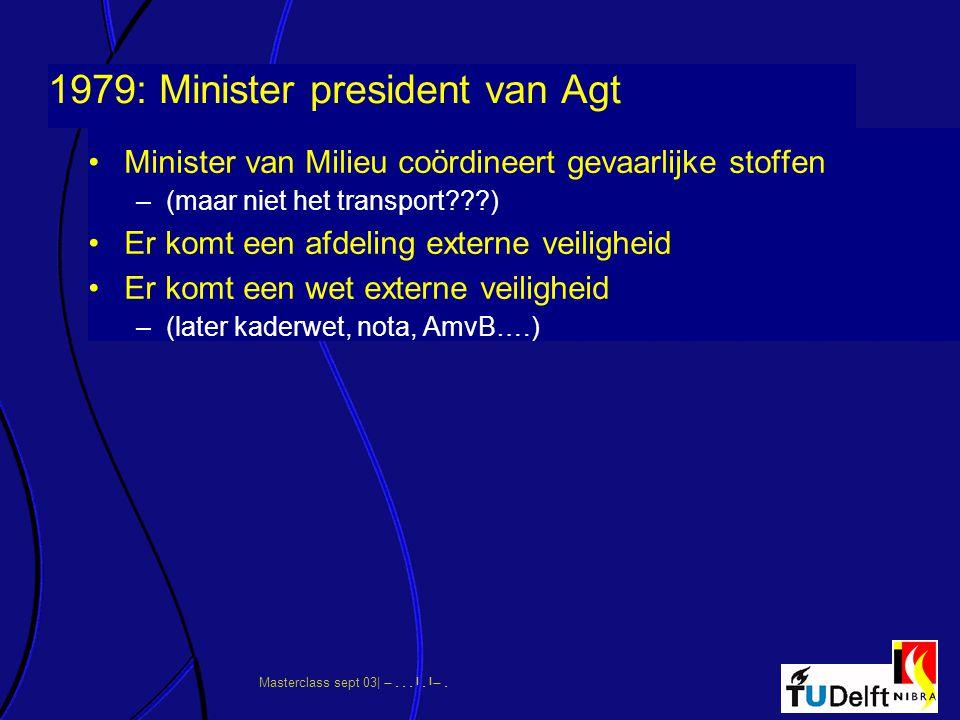 1979: Minister president van Agt
