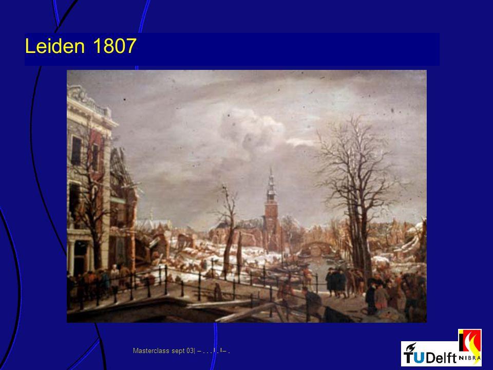 Leiden 1807