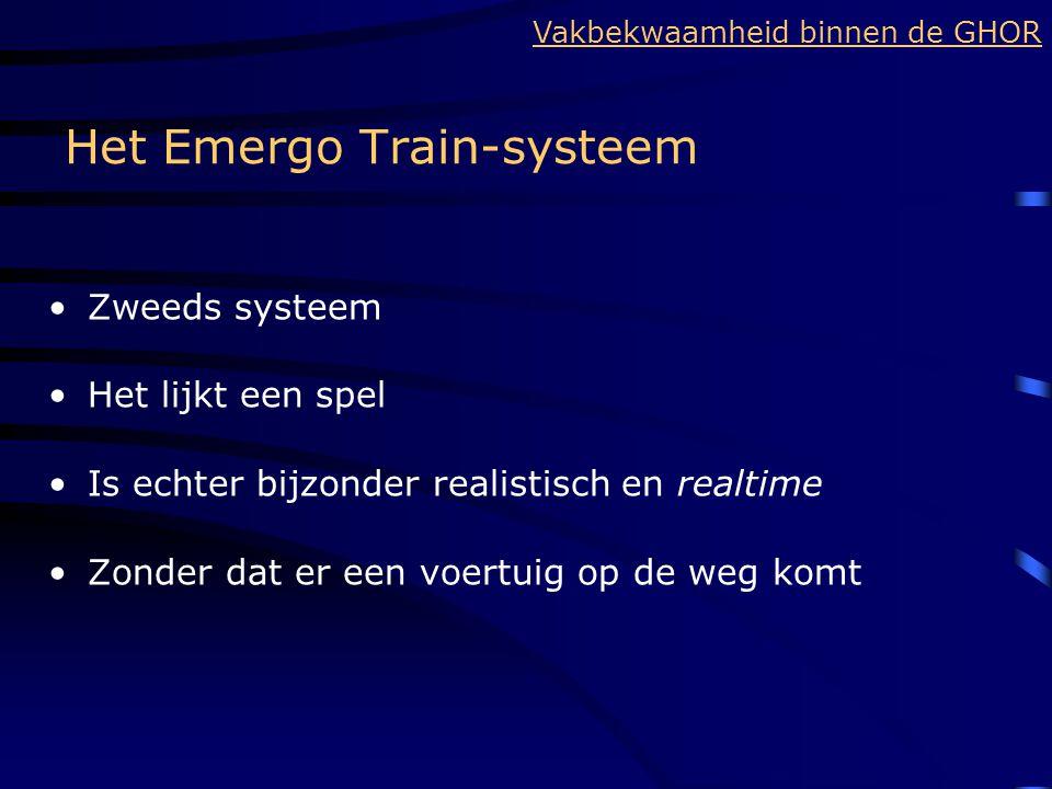 Het Emergo Train-systeem