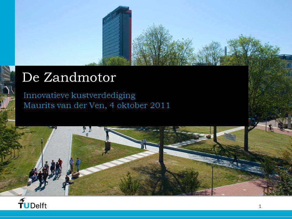 Innovatieve kustverdediging Maurits van der Ven, 4 oktober 2011