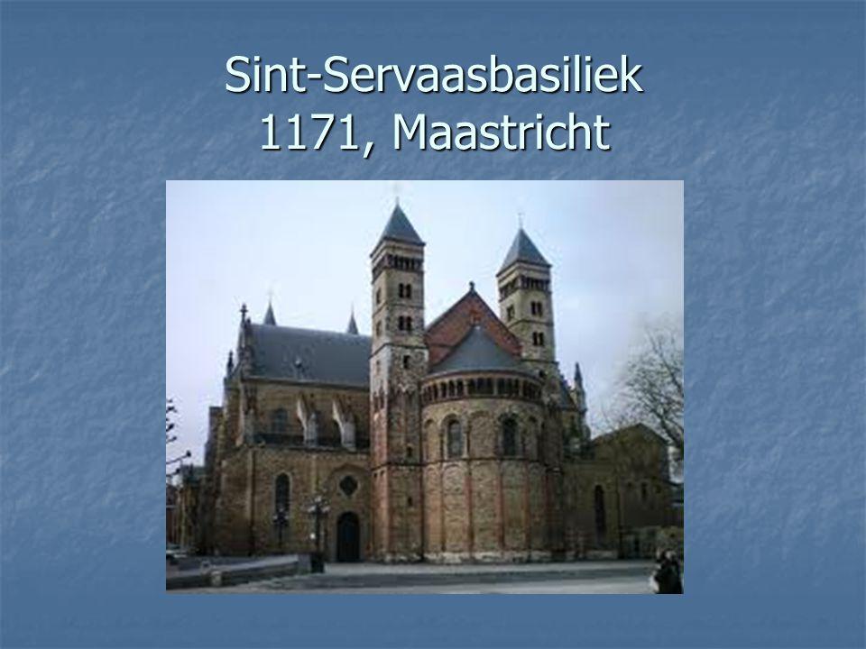 Sint-Servaasbasiliek 1171, Maastricht