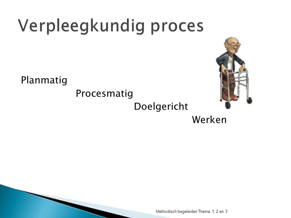 Verpleegkundig proces