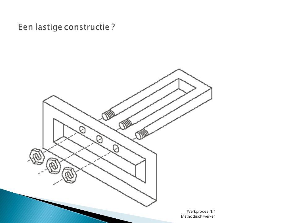 Een lastige constructie