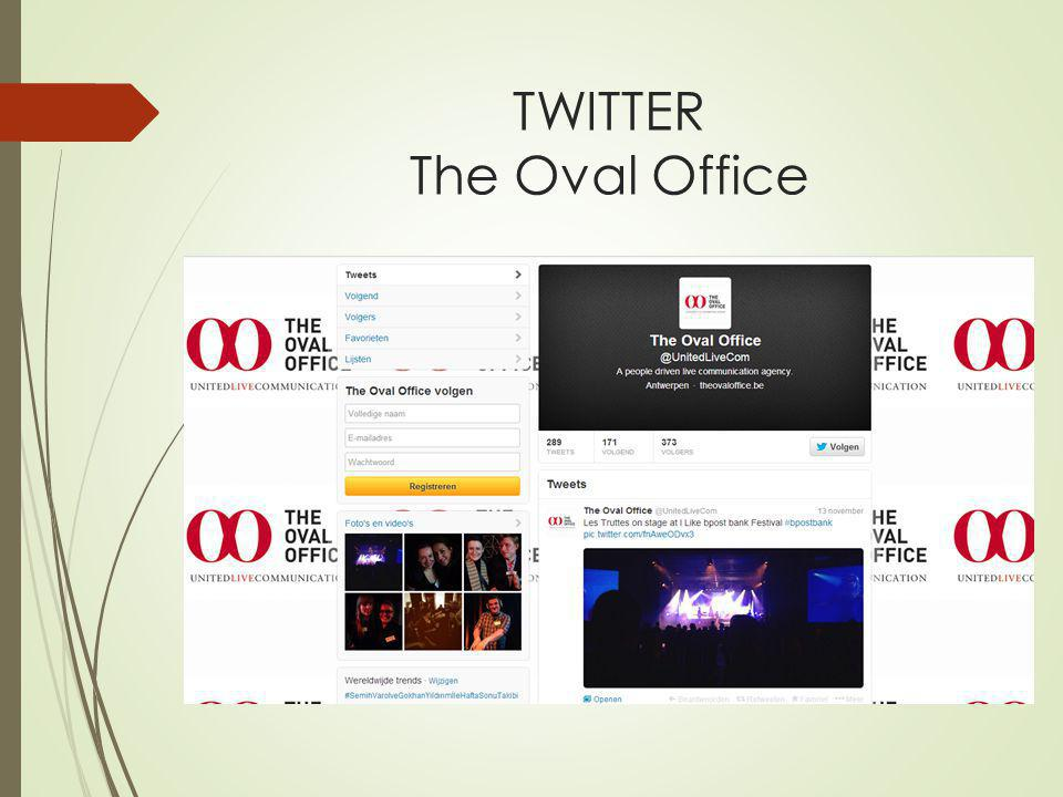 TWITTER The Oval Office