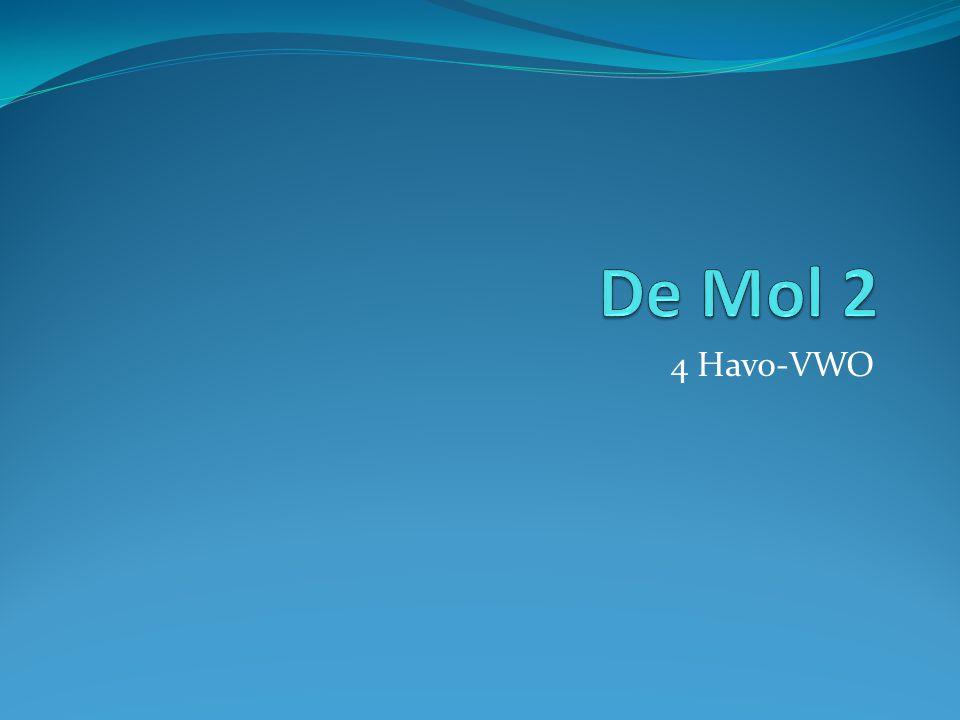 De Mol 2 4 Havo-VWO