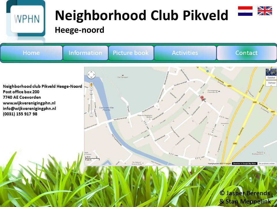 Neighborhood Club Pikveld