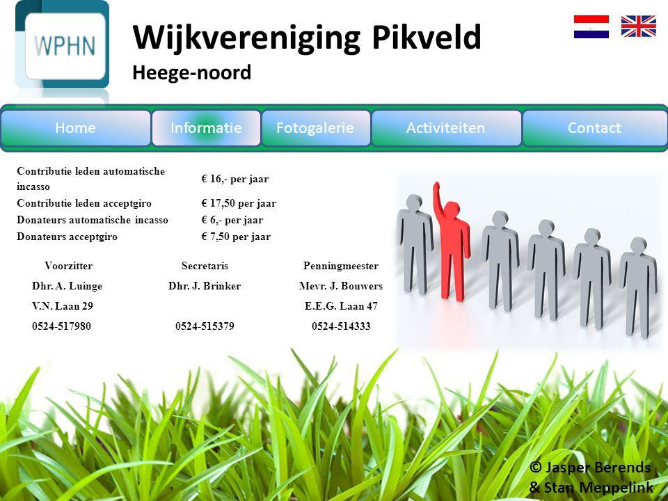 Wijkvereniging Pikveld