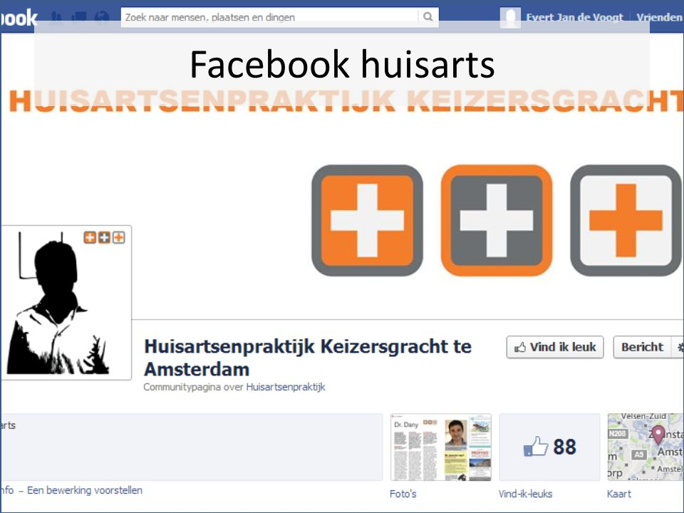 Facebook huisarts
