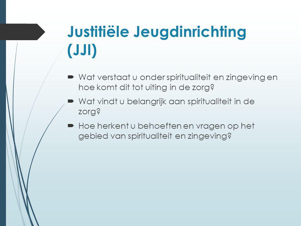 Justitiële Jeugdinrichting (JJI)