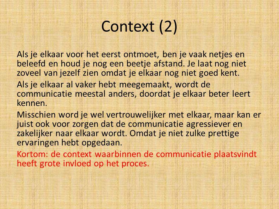 Context (2)