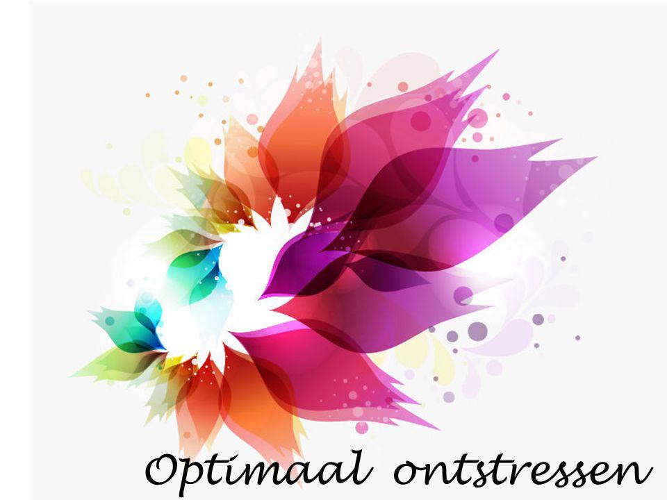 Optimaal ontstressen