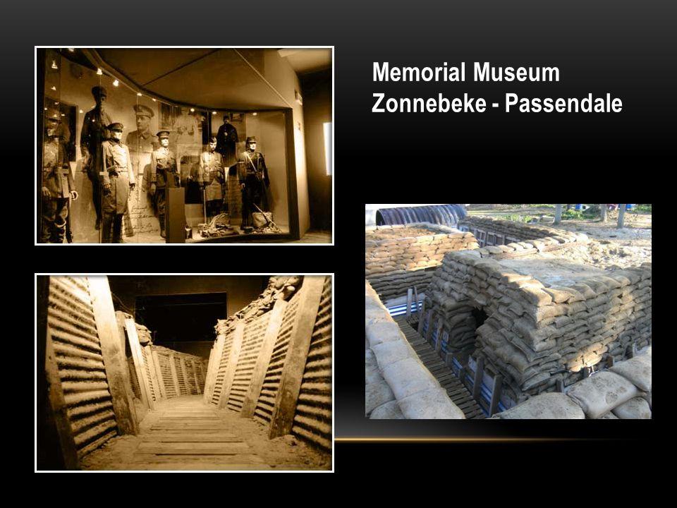 Memorial Museum Zonnebeke - Passendale