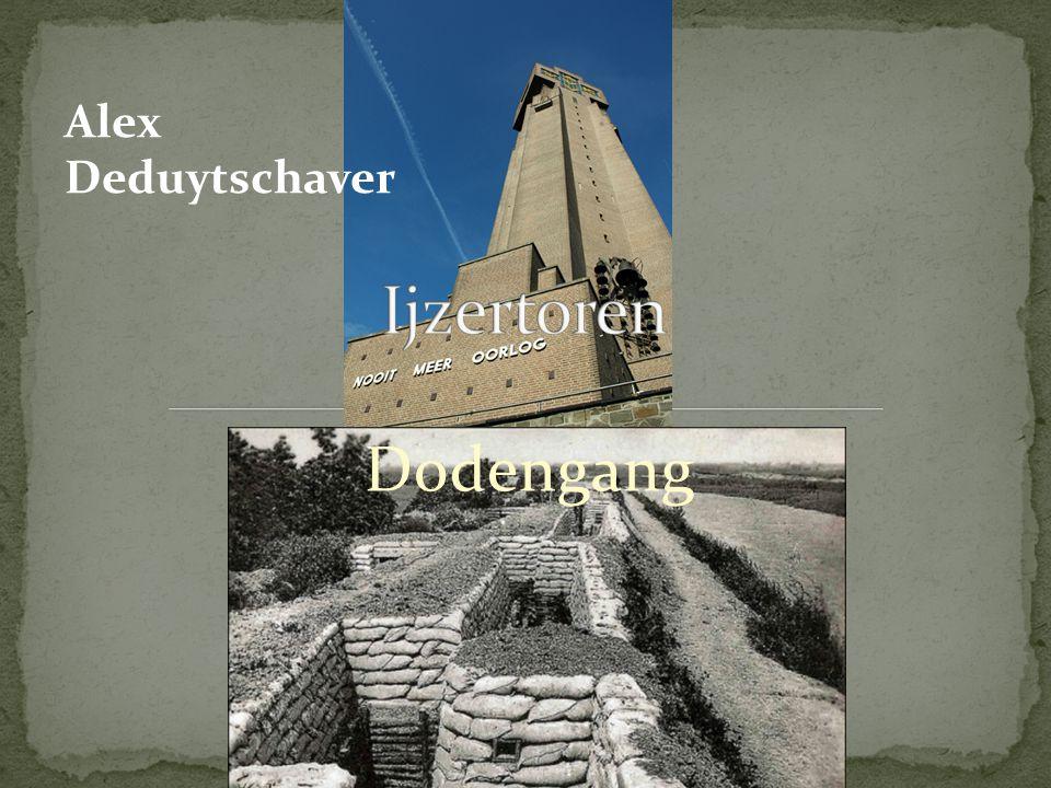 Alex Deduytschaver Ijzertoren Dodengang