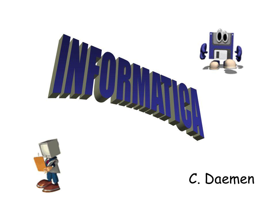 INFORMATICA C. Daemen
