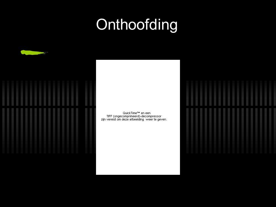 Onthoofding