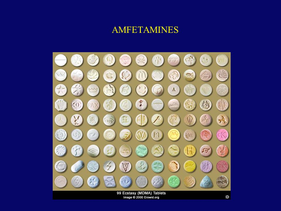 AMFETAMINES