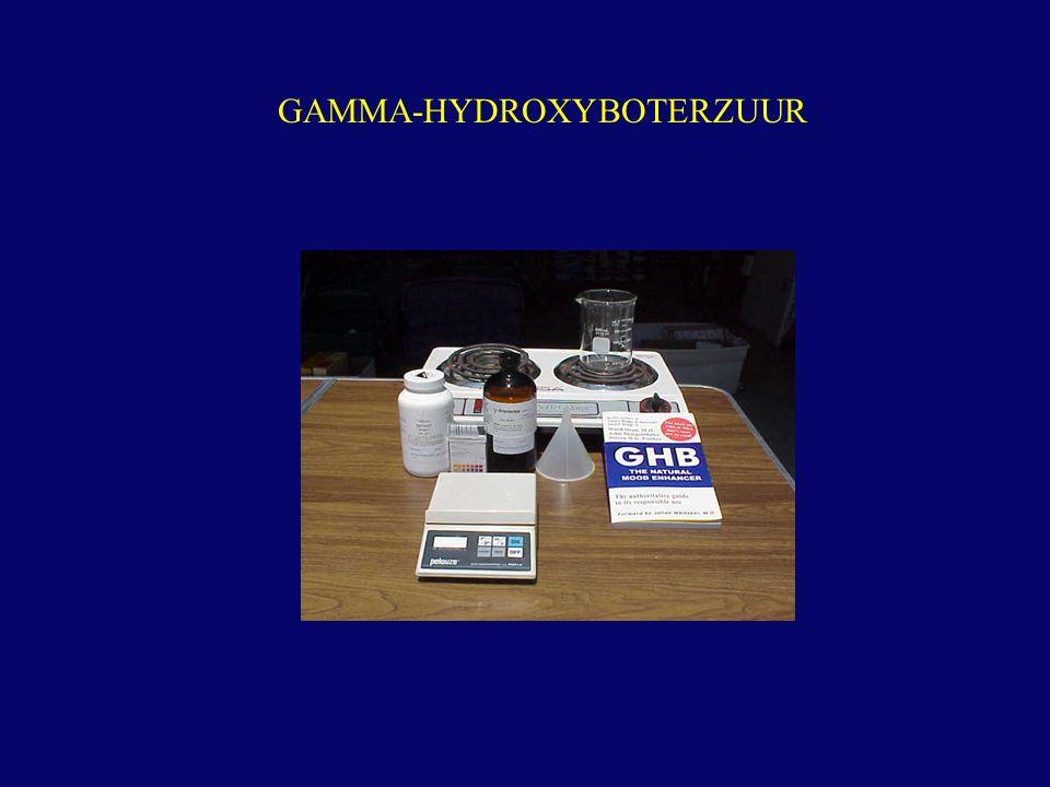 GAMMA-HYDROXYBOTERZUUR