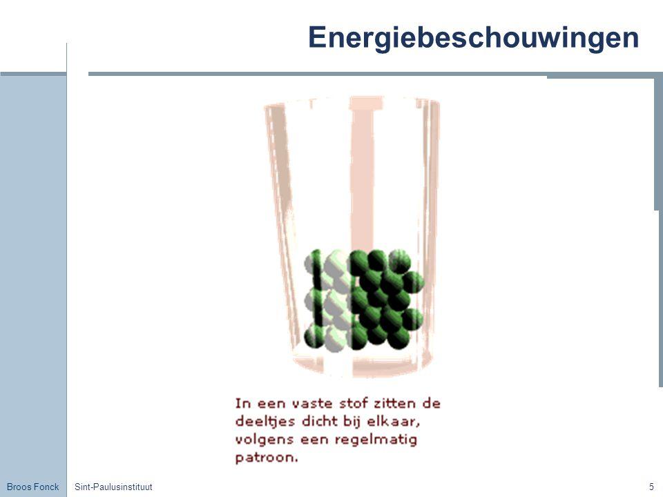 Energiebeschouwingen