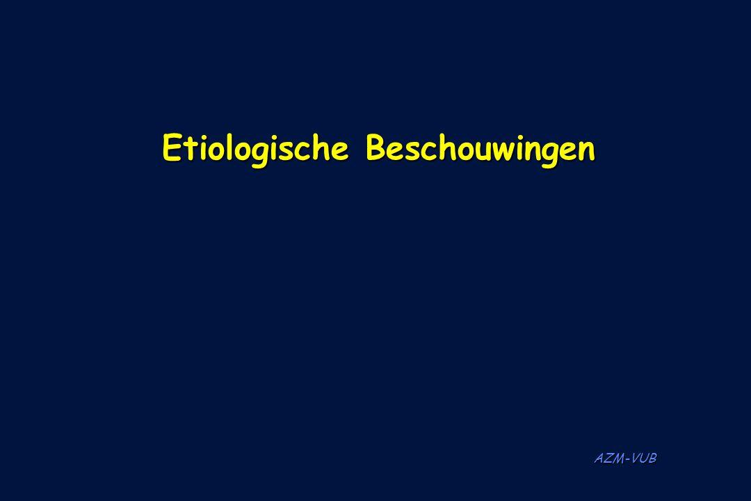 Etiologische Beschouwingen