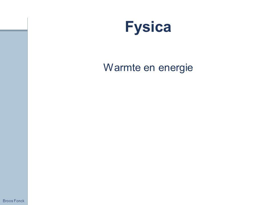 Title Warmte en energie
