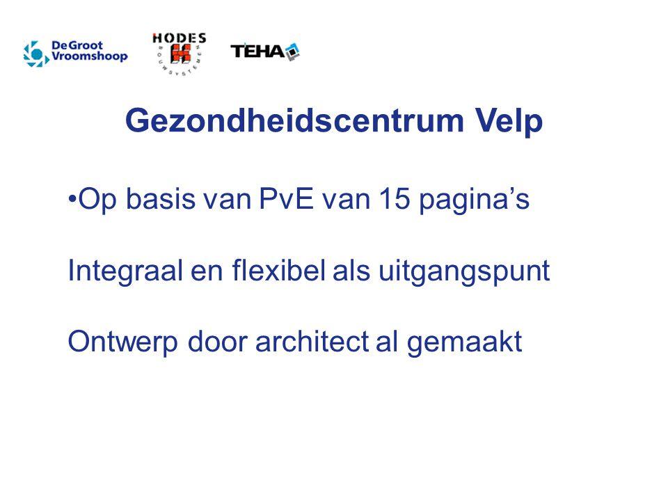 Gezondheidscentrum Velp