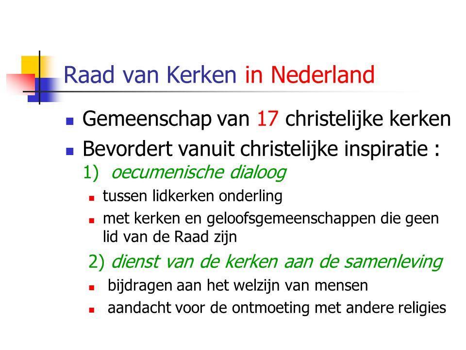 Raad van Kerken in Nederland