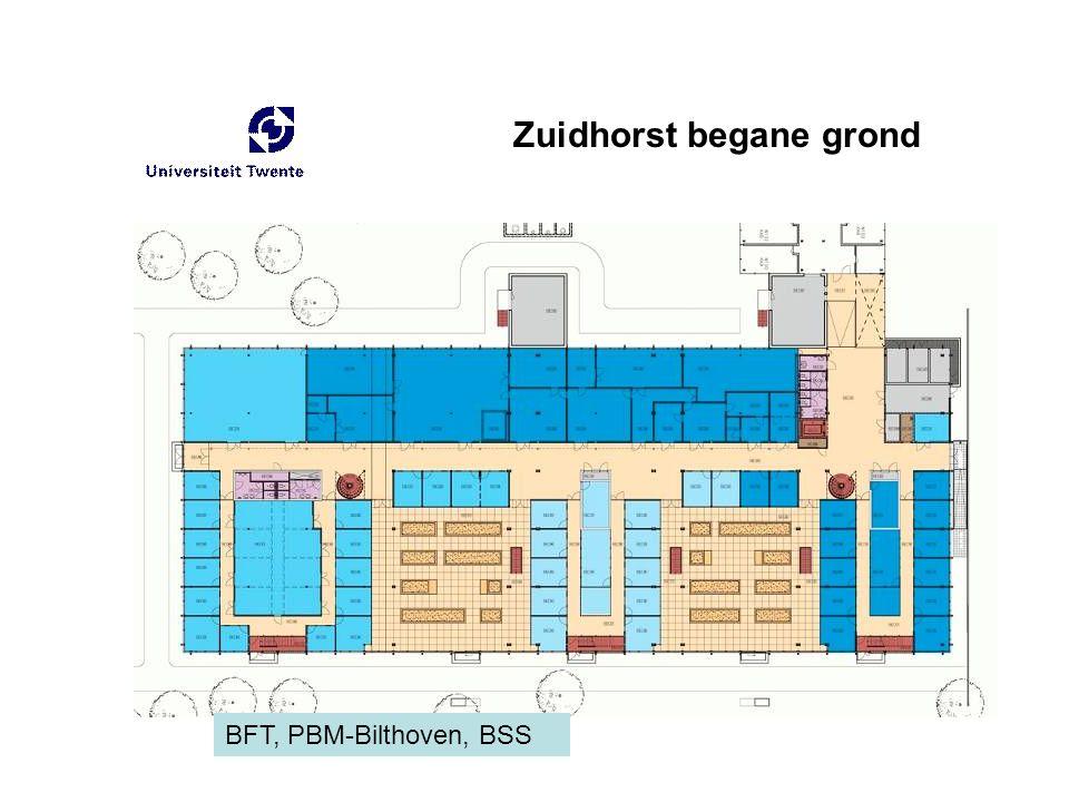 Zuidhorst begane grond