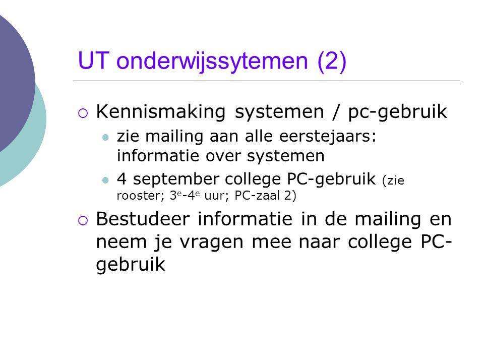 UT onderwijssytemen (2)