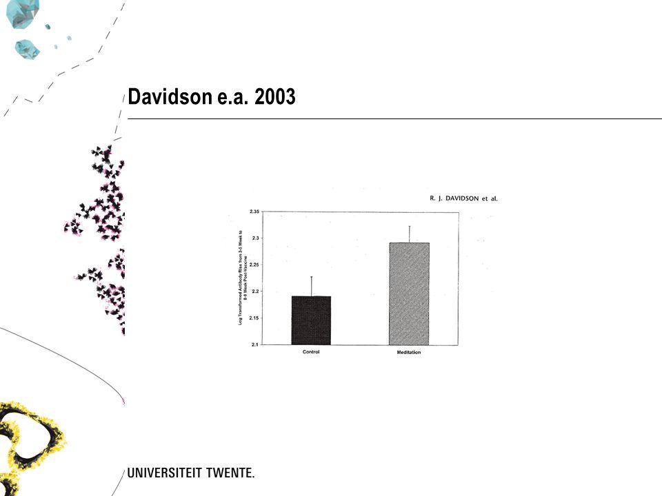 Davidson e.a. 2003