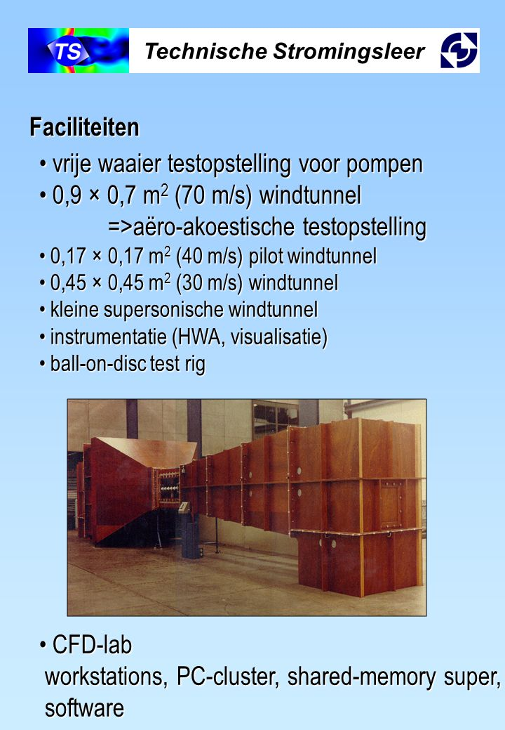 Technische Stromingsleer