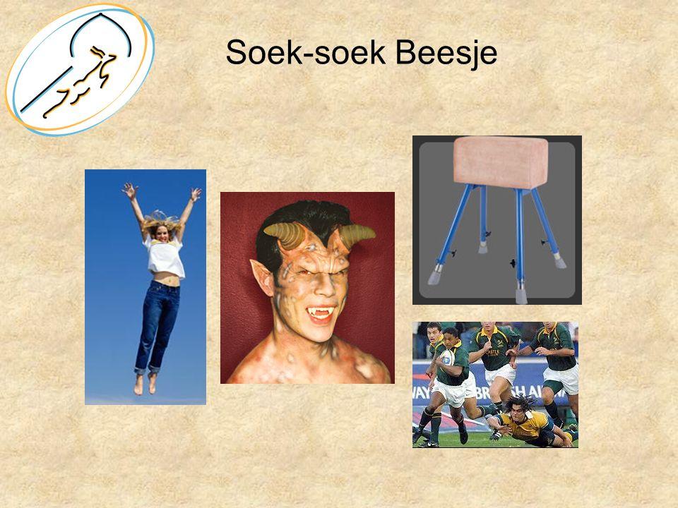 Soek-soek Beesje